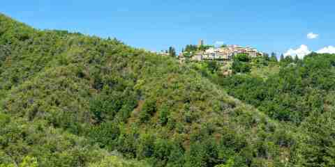 Viano è un piccolo borgo in Lunigiana dei dintorni di Fivizzano