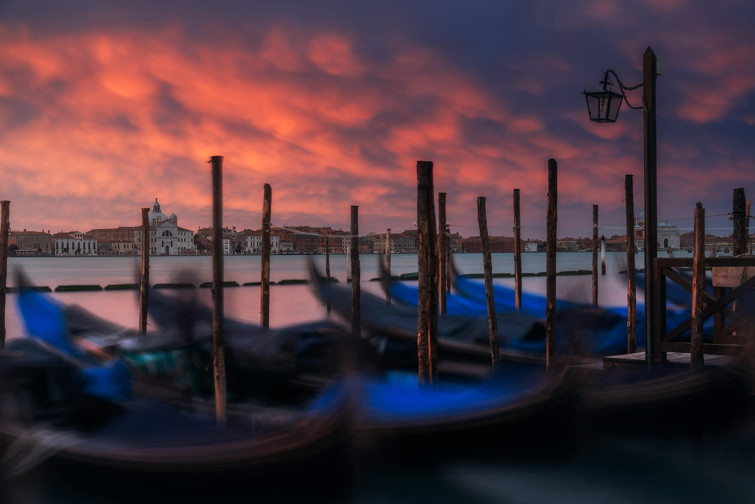 venice photo workshop at sunrise