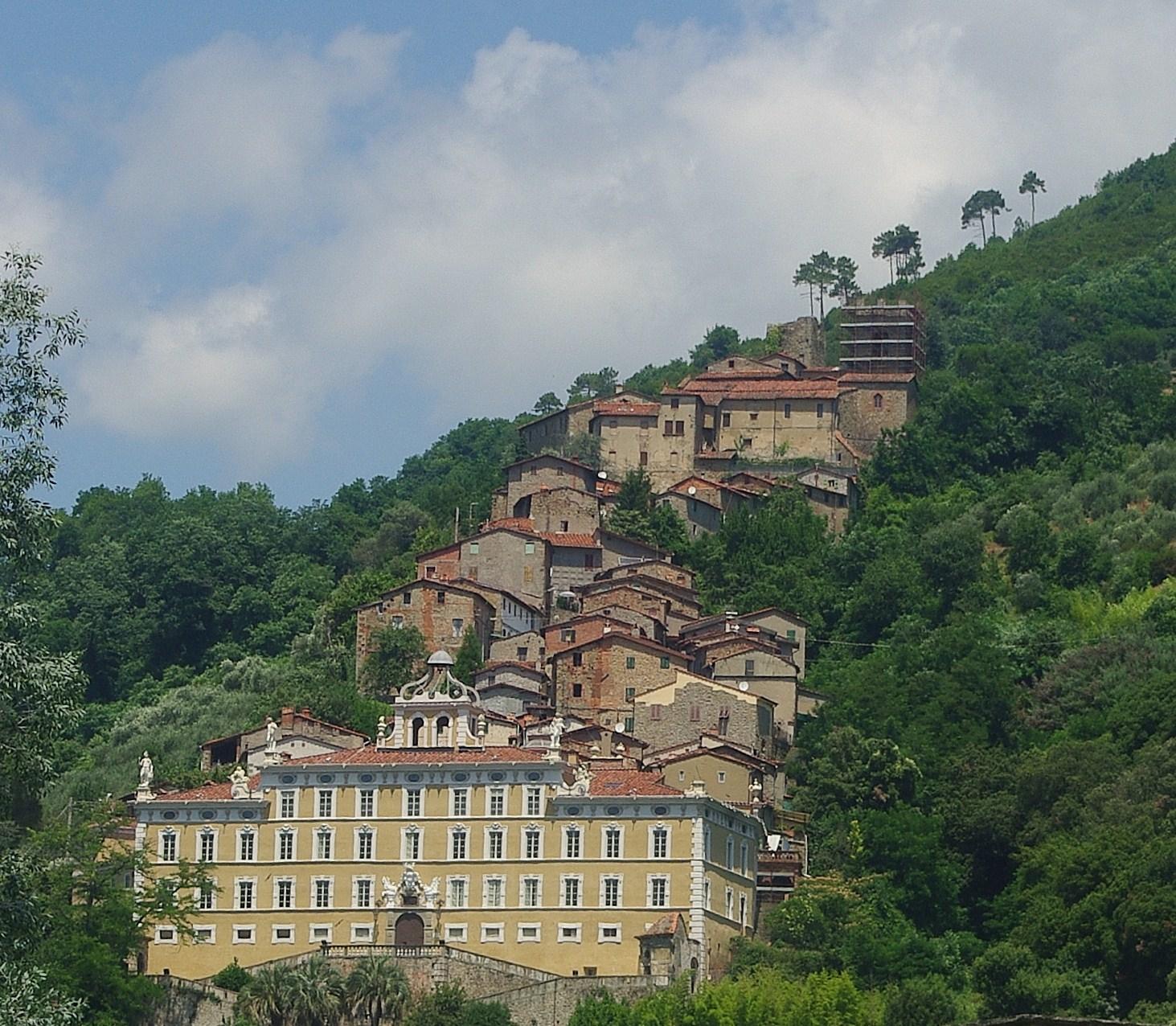 Collodi Village