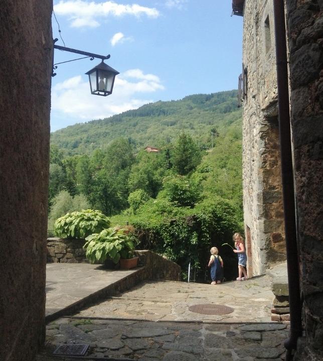 Lanciole, Pescia, Tuscany