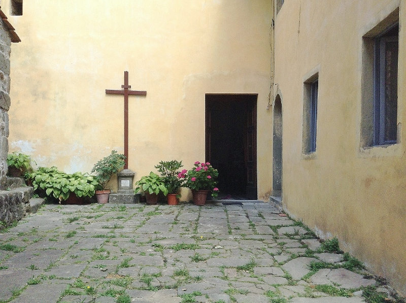 Lanciole Church, Pescia