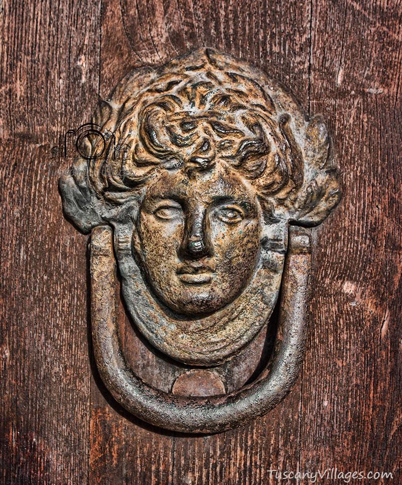 Fire head knocker