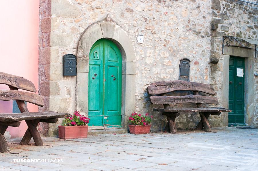Fibbialla, Pescia, Tuscan Village