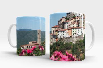 Left and right handle Vellano mug