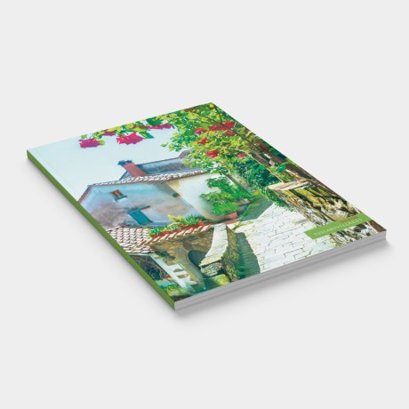 Rose-Scented-Journal-8×10-Softcover_Front_Mockup
