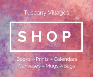 Tuscany Villages Shop advert