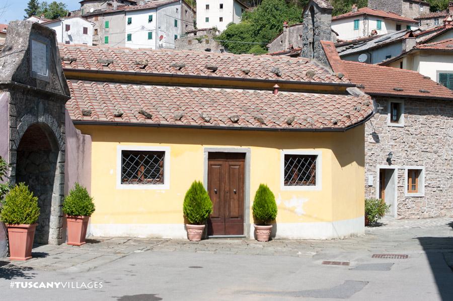 Casoli, Bagni di Lucca, Tuscany Villages