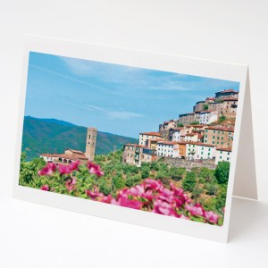 Vellano Village Greeting Card