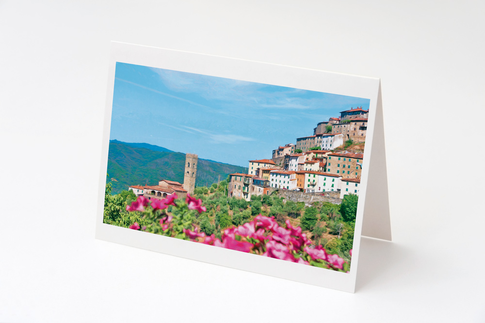 Vellano Village Greeting Card