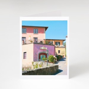Greve in Chianti Greeting Card