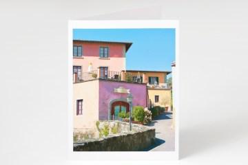 Greve in Chianti Greeting Card
