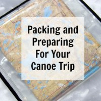 Packing and Preparing for Your Canoe Trip in the BWCA or Quetico