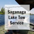 Saganaga Lake Quetico Tow Service