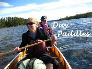 Day Paddles