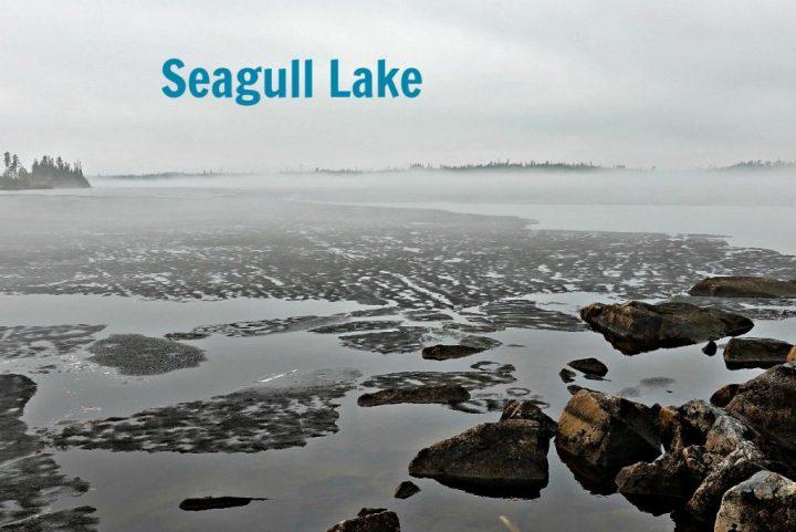 Seagull Lake April 15 2017