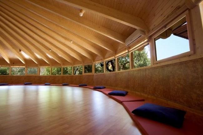 Casas Rurales donde practicar yoga  TusCasasRuralescom