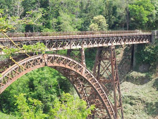 Risultati immagini per ferrovia Civitavecchia Capranica Orte