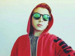 Mattia Orlandi, 15 años.