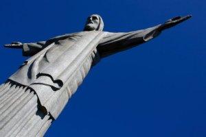 Estatua del Cristo Redentor en Río de Janeiro. Autor: Juan Coma