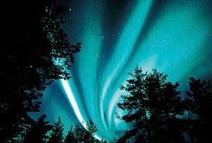 Aurora Boreal, en Finlandia