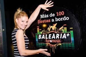 Baleària Fun&Music acoge este viernes la actuación de Dj Nano y Dj Fonsi Nieto