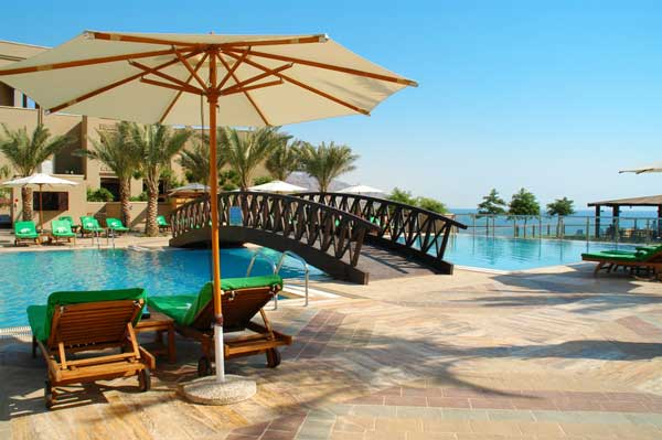 El Holiday Inn Resort Mar Muerto celebra su gran apertura