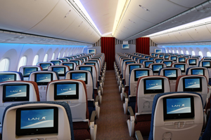 787 Dreamliner de LAN Airlines