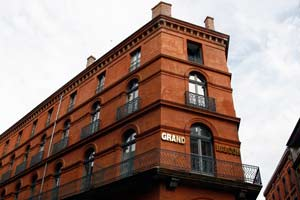 Le Grand Balcon, hotel de Toulouse