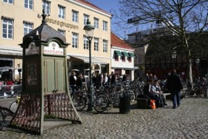 Plaza Lila Torg en Malmö