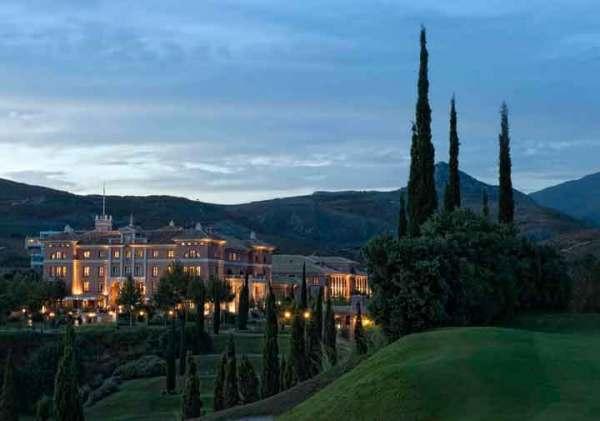 Hotel Villa Padierna, Marbella