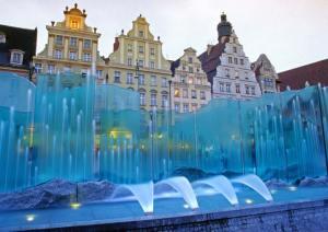 Wroclaw, capital de la Baja Silesia