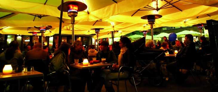 Vida nocturna en Odense © VisitDenmark