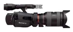 Videocámara Handycam® NEX-VG900E