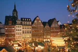 Mercado de Navidad de Frankfurt © Philipp Von Saalfeld