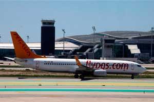 Pegasus Airlines abre la primera ruta de bajo coste entre España y Turquía