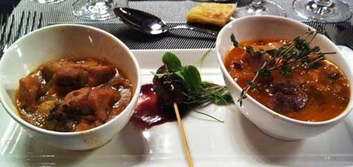 Platos gastronomía kosher