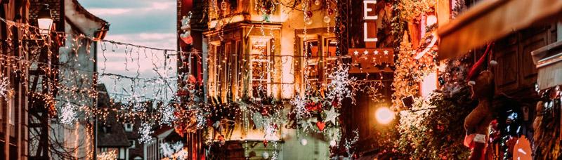 Navidad en Estrasburgo
