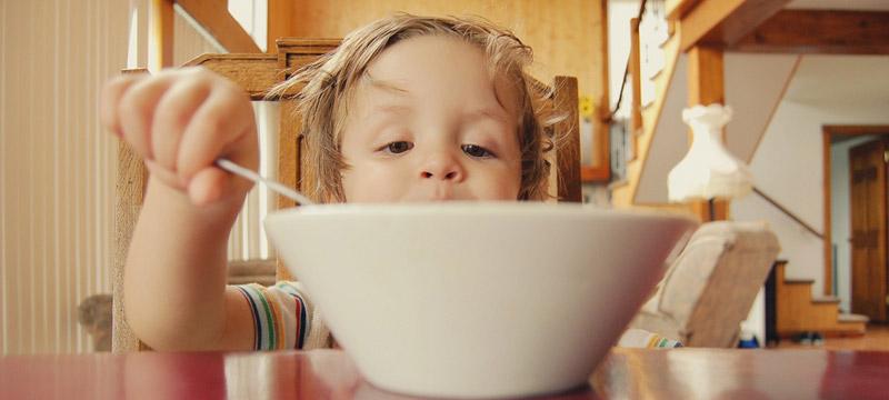 Alerta obesidad infantil: enseñar a los niños a comer de forma saludable