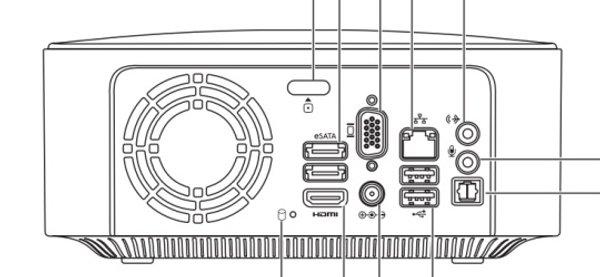 Dell Zino 410, el miniordenador de Dell se pone las pilas