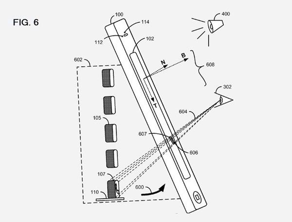 El iPhone 5 podría tener una interfaz 3D con control visual