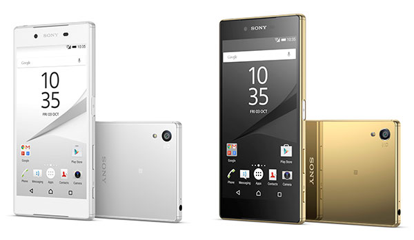 Sony Xperia® Z5 vs <stro data-recalc-dims=