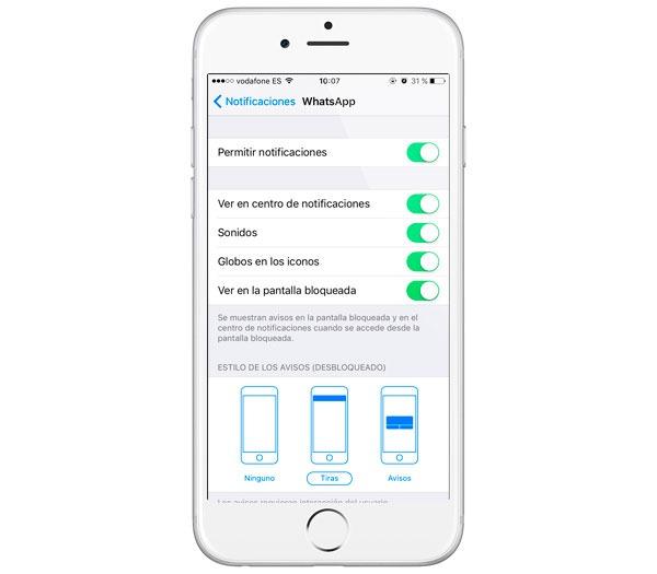 Cómo organizar las notificaciones en iPhone y iPad