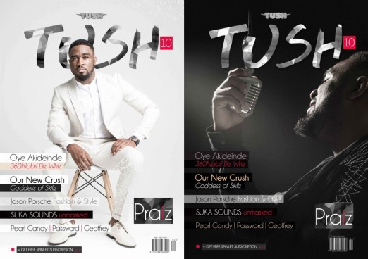 Issue 10 - Praiz