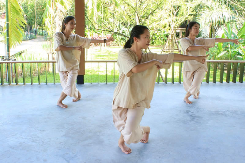Tusita Wellness Resort Chumphon : Recreations
