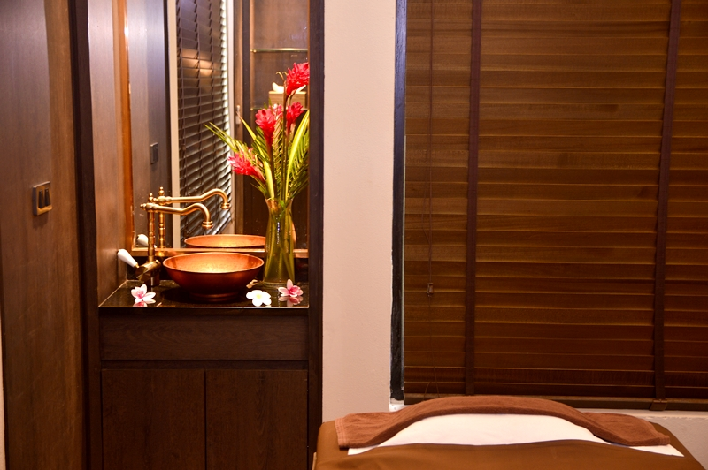 Tusita Wellness Resort Chumphon : Pari Spa
