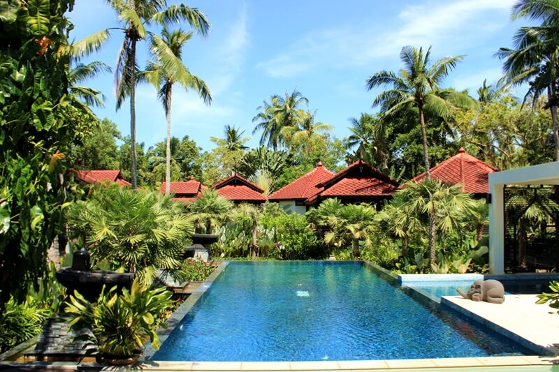 Tusita Wellness Resort Chumphon : Swimming Pool
