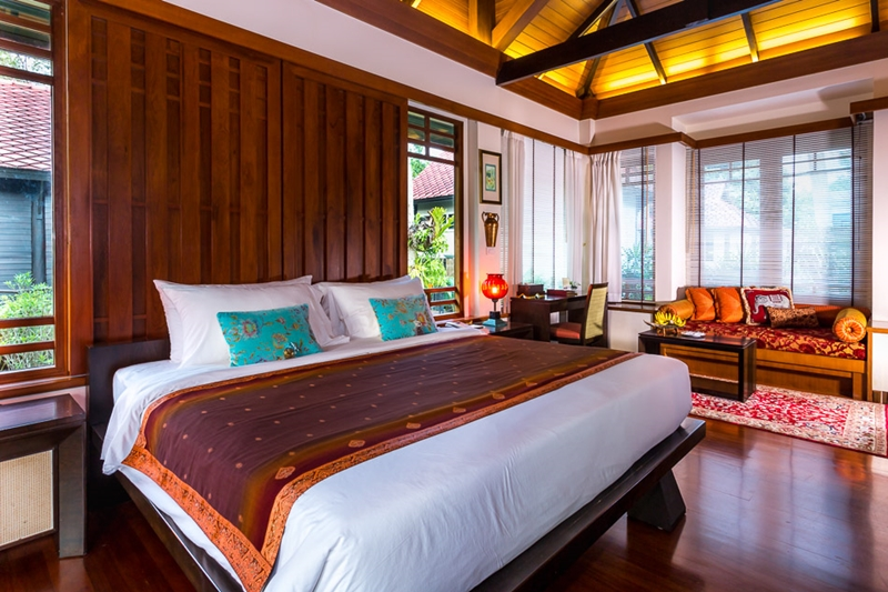 Tusita Wellness Resort Chumphon : Garden Suite