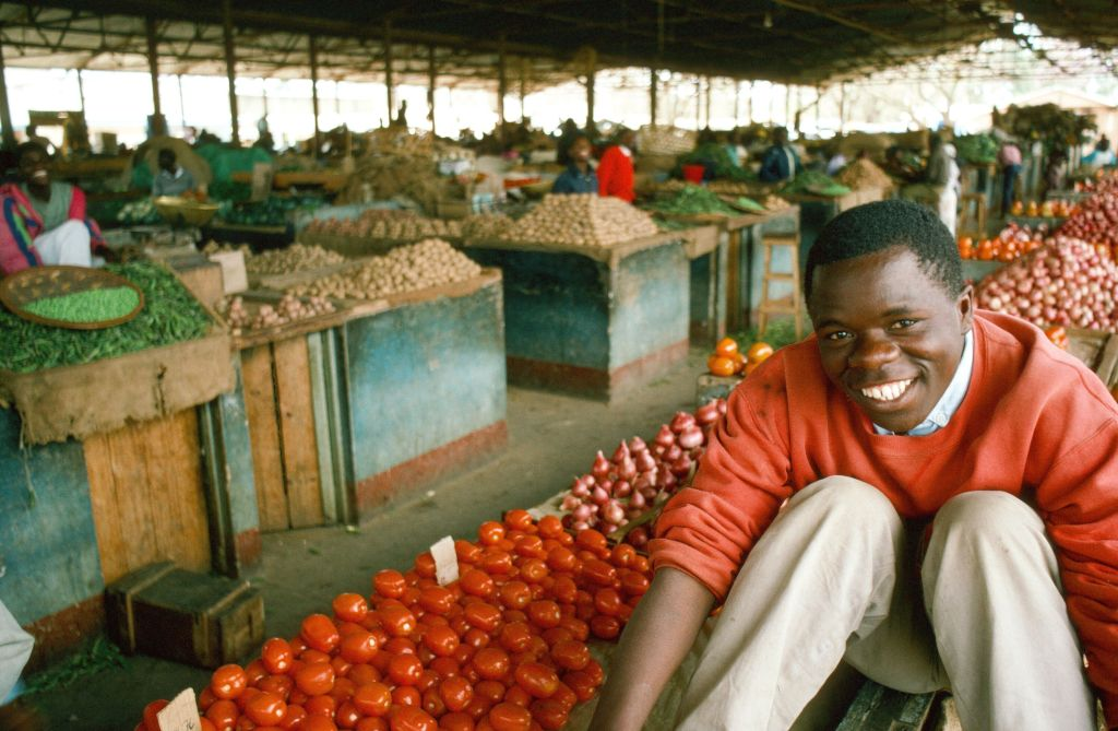 Kilimanjaro Farm to Table Food