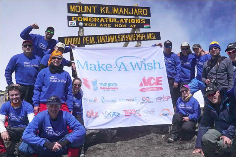 MAKE-A-WISH Kilimanjaro Charity Climb