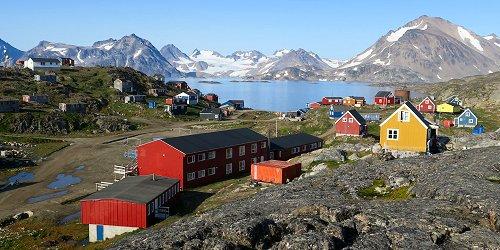 Greenland Trek Day 1 Kulusuk